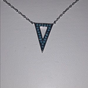 Trendy Sterling Silver Necklace